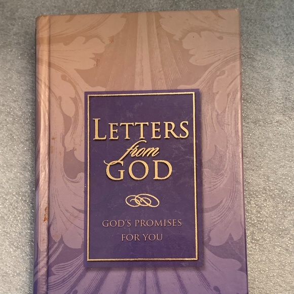 Letters from God : Devotional by Honor Books